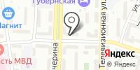 Городская детская библиотека №3 на карте