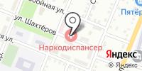 Областной наркологический диспансер Калужской области на карте