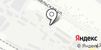 ФЕРЕНЦ на карте