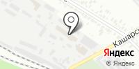 Линкс на карте