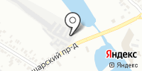 Стройка Белогорья на карте