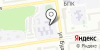 Галлея на карте