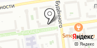 Альфа Дент на карте