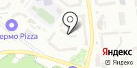 Будуар на карте