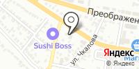 Кафедральный Собор в честь иконы Божией Матери на карте