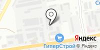 ГиперСтрой на карте