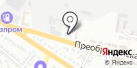 Военный комиссариат Западного округа г. Белгорода на карте