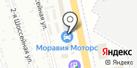 Моравия Моторс на карте