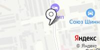 Автоняня на карте