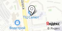 МИФ на карте