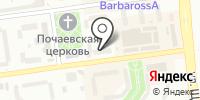 Стеллина на карте