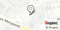 Растворный узел на карте