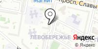 Белгород ПК на карте