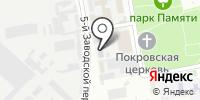 Учебно-курсовой комбинат на карте