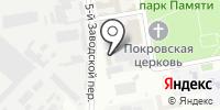 Диамаг на карте