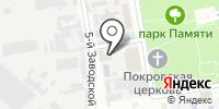 Родной край Белгород на карте