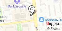 ВалеО на карте
