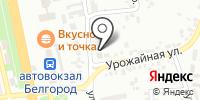 Ваша комната на карте