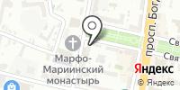 Architecture Design на карте