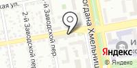 АвтоИнтер на карте