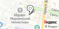 Белгородлифт на карте