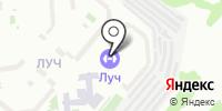 СДЮСШОР №4 на карте