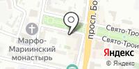 Белгородская региональная областная общественная организация ветеранов на карте