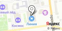 Гринн на карте
