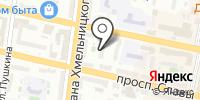 ИнтерКонтактСервис на карте