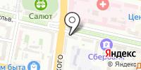 Мойдодыр на карте
