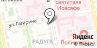Управление пенсионного фонда РФ в Белгородском районе на карте