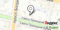 Департамент здравоохранения и социальной защиты населения Белгородской области на карте