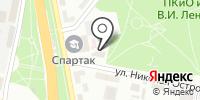 Банк Москвы на карте