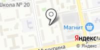 Прокуратура г. Белгорода на карте