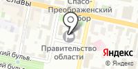 Избирательная комиссия Белгородской области на карте