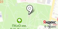 Белгородский городской парк культуры и отдыха им. В.И. Ленина на карте