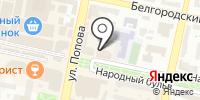 Глория Джинс на карте