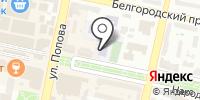 Лицей №9 на карте