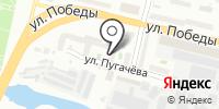 Промстройснаб на карте