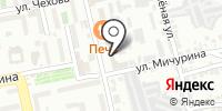 Архипелаг на карте