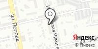 Белгородский областной отдел по рыболовству и сохранению водных биологических ресурсов на карте