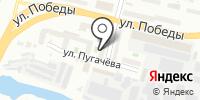 Доменика на карте