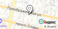 Кулинария на карте