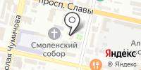 Белгородский районный суд на карте