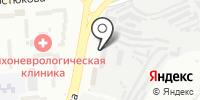 Отдел военного комиссариата Белгородской области по Белгородскому району на карте