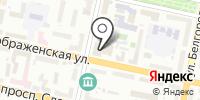 Белгородская областная организация Всероссийского электропрофсоюза на карте