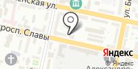 Архитектурное бюро Доценко на карте