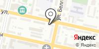 Мебелини на карте