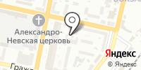 Кластер на карте