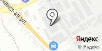 Новый БЕРЕГ на карте